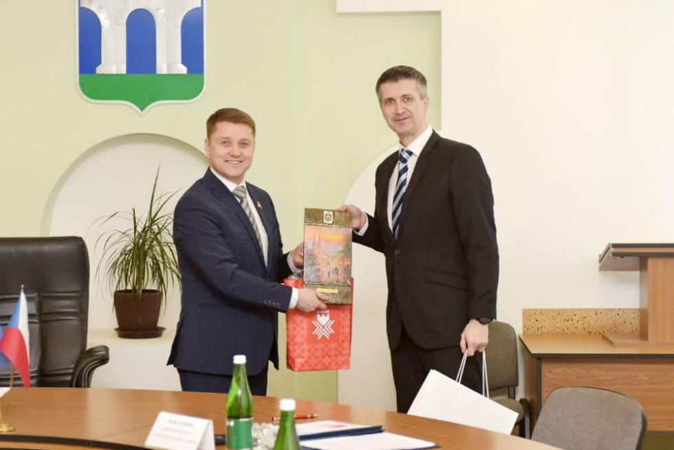 До Рівного завітала делегація Генерального Консульства Чеської Республіки у Львові
